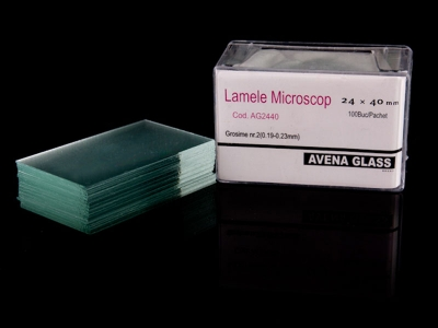 Microscope Cover Glass 24x40mm