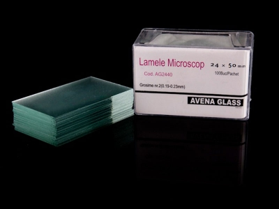 Microscope Cover Glass 24x50mm